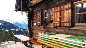 Drewniane domy jak z bajki